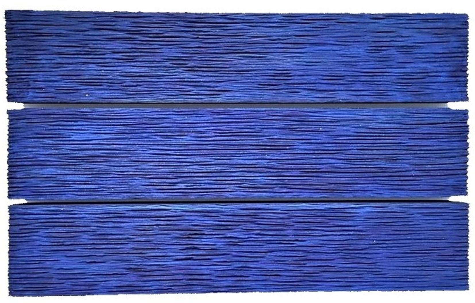 Dieter Kränzlein, Ohne Titel, 2017, Marmor,Farbe, 3-teilig, 63 x 100 cm